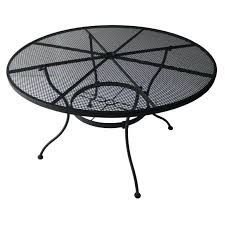 48 glass patio table coffee table patio tables at com round coffee table replacement glass