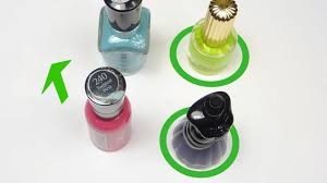 how to thin nail polish with pictures