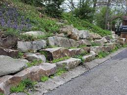 stone walls pittsburgh natural stone retaining wall