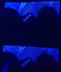 Silkroad blacklight Uv Scans 60 Fake Id's