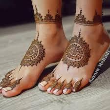 Foot Simple Mehndi Design 2018 Karwa Chauth Mehndi Designs Photos Inspirations