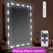 valuable gift a professional hollywood style lighted makeup mirror by diy only cost just tens instead of several hundred dollars it s amazing