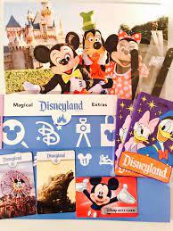 Our Costco Disneyland Package - elyse