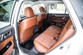 2018 subaru outback 3 6r premier rear seat legroom leather