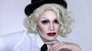 marlene trich 1930 s makeup transformation