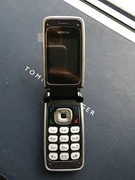 Nokia 6136 - Black (Unlocked) Mobile ...