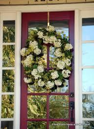 front door wreath hangerDecorative Front Door Wreaths  Perfect Year Round