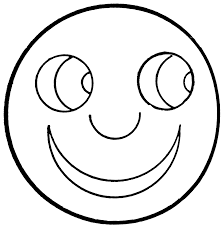 sad face black and white happyputer clipart hd