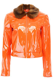 Staud Dion Jacket 28 8004 Citrine Italy Station By Globe