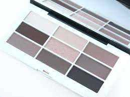h m smoky s eyeshadow palette