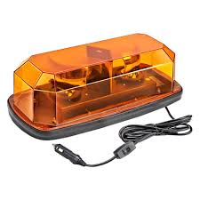 wolo lighting. Wolo® - Sirius™ Magnet Mount Mini Amber Halogen Beacon Light Bar Wolo Lighting A