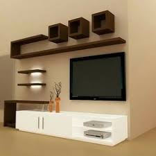 Lovely TV Wall Unit