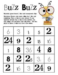 78 best Maths Multiplication images on Pinterest | Math games ...