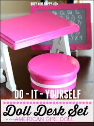 make your own doll furniture. How To Make Your Own American Girl Doll Furniture