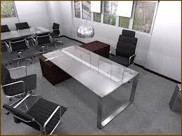 metal desks for office. decorating office space at work with glass computer desks regarding and metal for
