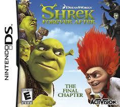 Jogo Shrek Forever After - Ds: Amazon.com.br: Games