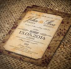 Vintage Wedding Invitation Vintage Wedding Invitation Templates Oddesse Info