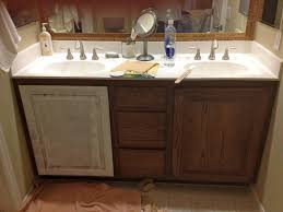 Oak Bathroom Vanities And Cabinets  With Oak Bathroom Vanities - Oak bathroom vanity cabinets