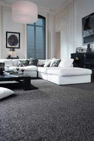 Carpet Colors For Living Room Adorable Grey Carpet White Walls Living Room Wonderful Interior Design For