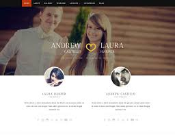Wedding Wordpress Theme 30 Best Wedding Wordpress Themes 2019 Athemes