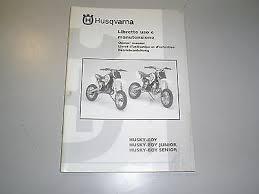 1999 2002 husqvarna 50 husky boy new
