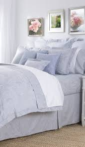 lauren suite paisley is a timeless collection of luxury bedding lending modern elegance to any bedroom with iconic patterns and tailored details in a