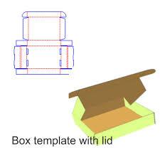 Box Design Template Illustrator Download Free Box Template Generator Ai Pdf Vector Psd