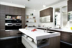 From rough-hewn rustic farmhouse chic to clean modern white contemporary,  kitchens are a