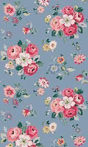Vintage Flower iPhone Wallpapers on ...