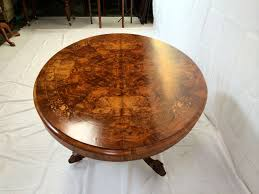 large walnut oval dining table mid victorian burr walnut and inlaid oval loo table seat 6 people