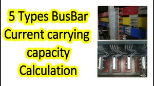 Electrical Bus Bar Ampacity Chart What Is Bus Bar And Calculate Current Carrying Capacity Calculation Of The Bus Bar