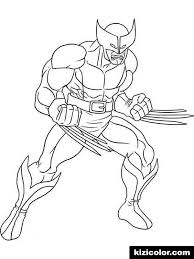 Spider man superhero for kids colouring page coloring pages printable and coloring book to print for free. X Men 2 Kizi Free Printable Super Coloring Pages For Children X Men Super Coloring Pages