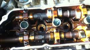 1998 Toyota Sienna Engine - under valve cover Sept 2, 2012 - YouTube