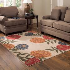 fl 10x14 area rugs with brown sofa and
