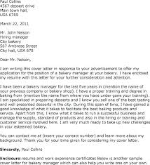 Cover Letter To Prospective Employer Sample Of Interest Letter For A