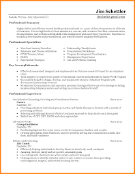 9 Mental Health Counseling Resume Offecial Letter