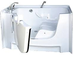 Side Access Bathtub
