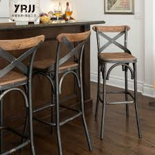 kitchen bar stools with arms. creative metal iron source tall wrought bar chairs outdoor stool backrest kitchen stools with arms r