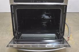 kenmore elite wall oven. pre-owned: lowest price kenmore elite wall oven