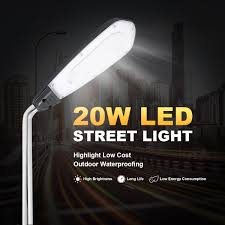 Modern Dusk To Dawn Lights Details About 1900lm 20w Waterproof Modern 48led Parking Lot Lights Outdoor Dusk To Dawn