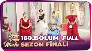 Doya Doya Moda 160.Bölüm Sezon Finali