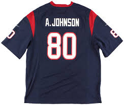 Nike Andre Johnson Houston Texans Game ...