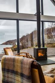 Warm and cozy atmosphere with Rais Q-Tee 2. Picture from Scotland. #
