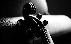 Black White Violin Musik ...