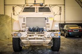 Local Police Acquire Heavy Military Gear Courtesy Of ...