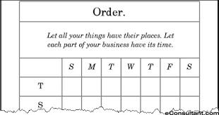 Benjamin Franklin Virtues Chart The Midnight Freemasons Benjamin Franklin Americas First