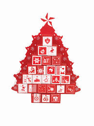 advent calendar gift ideas for s deluxe wooden advent calendar xmas 24 draw decoration gift