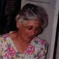 Bonnie Leonia McDade Obituary - Visitation & Funeral Information
