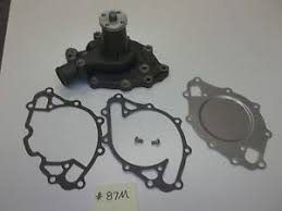 mercruiser 302 boat parts mercruiser omc ford marine small block 302 351 v8 circulating water pump 5 0 5 8