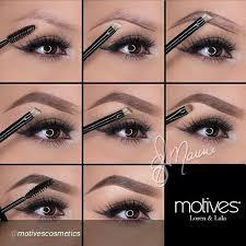 pin drawn makeup natural 5